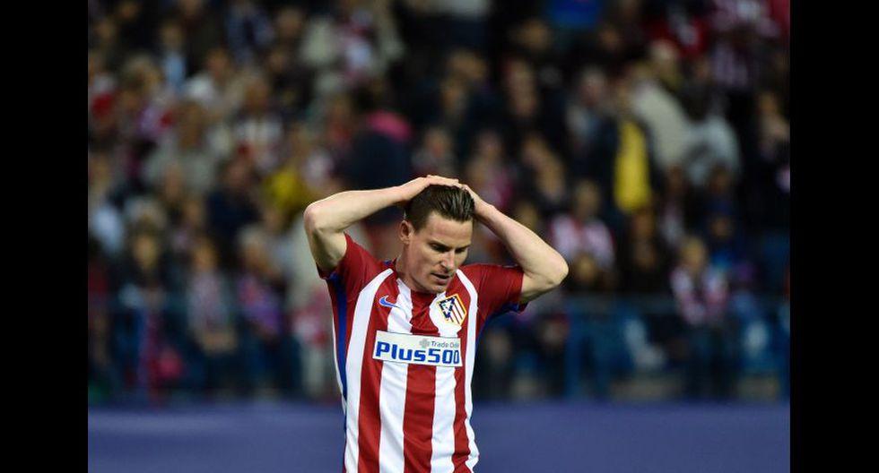 Atlético: la tristeza y frustración del equipo de Simeone - 2