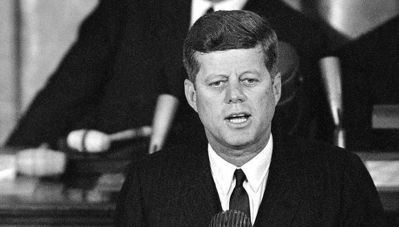 En 1960 la mayoría de los grandes Estados se inclinó por el candidato demócrata John F. Kennedy, quien obtuvo 303 votos del Colegio Electoral contra los 219 adjudicados a Richard Nixon, el postulante republicano. (Agencia AP)