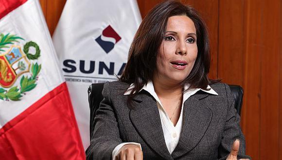 Tania Quispe, prima de Nadine Heredia, deja jefatura de Sunat
