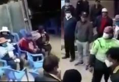Coronavirus en Perú: intervienen a unas 100 personas que participaban de un velorio en Tarma  | VIDEO