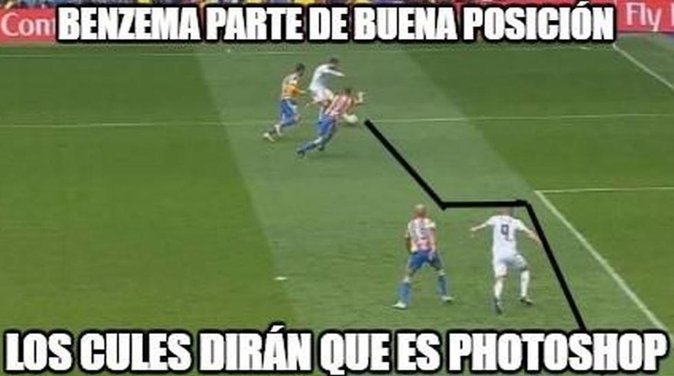 Graciosos memes de la lucha entre Barza, Atlético y Real Madrid - 1