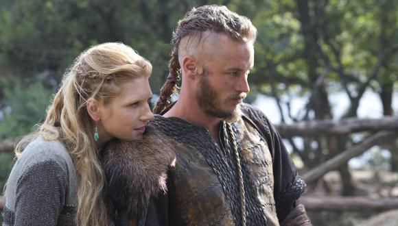 Muchos consideran que Ragnar y Lagertha son la pareja perfecta  (Foto: History)
