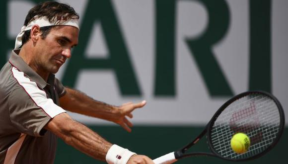 Federer vs. Wawrinka EN VIVO vía ESPN 2: duelo por cuartos de final de Roland Garros 2019 | EN DIRECTO. (Foto: AFP)