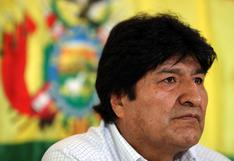 Evo Morales definirá al candidato del MAS el 19 de enero