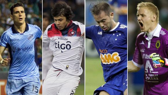 Copa Libertadores: resultados y guía TV de octavos de final