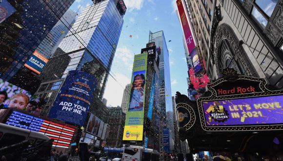 """Nueva York, que fue epicentro del coronavirus, planifica su """"reapertura total"""" para el 1 de julio. (Foto: Angela Weiss / AFP)."""