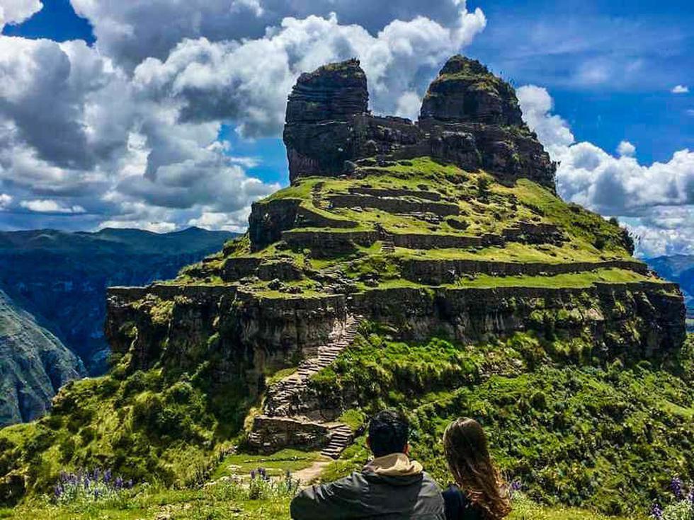 Las ruinas de Waqrapukara, en Cusco, te dejarán sin aliento.(Foto: Turismoi.pe)