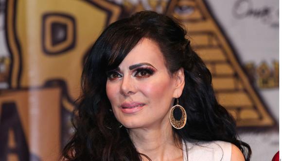 La artista ha dicho que al rededor de tres veces se ha visto cara a cara con la muerte (Foto: Televisa)