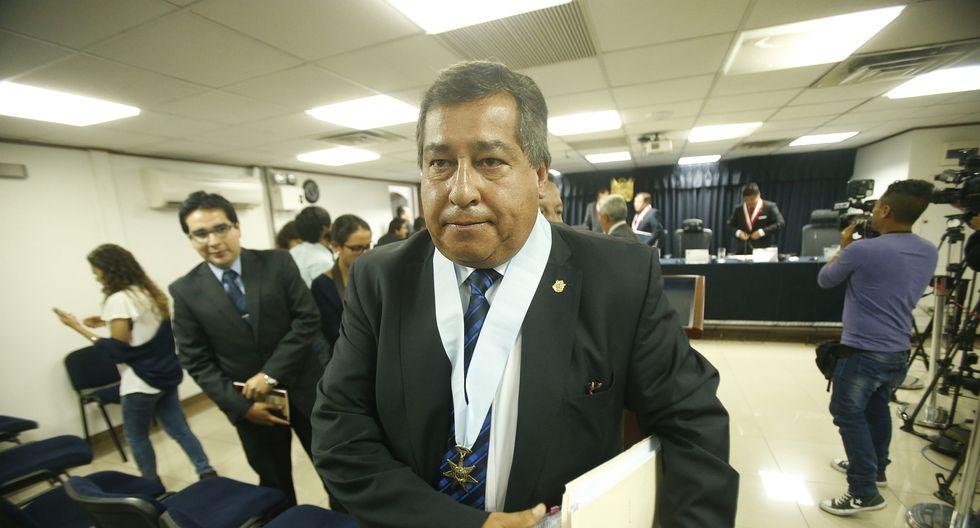 Aníbal Quiroga se sumó a la defensa de Keiko Fujimori ante el TC, que el pasado 25 de setiembre evaluó su recurso de hábeas corpus. (Foto: GEC)