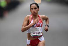 Gladys Tejeda a Tokio 2020: peruana superó marca mínima en la Zurich Maratón de Sevilla