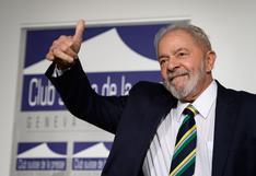 """Lula da Silva felicita a Luis Arce y a los bolivianos por """"restablecer la democracia"""""""