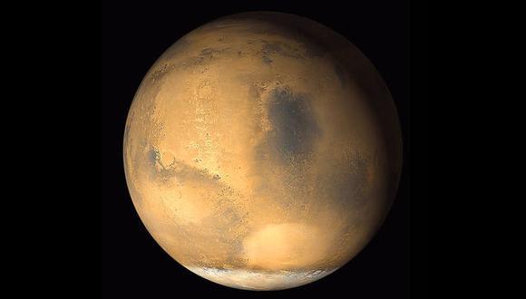 Marte. (Foto: NASA)