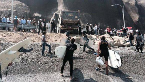 La Pampilla: Lima ahora pide colaboración para retirar rocas
