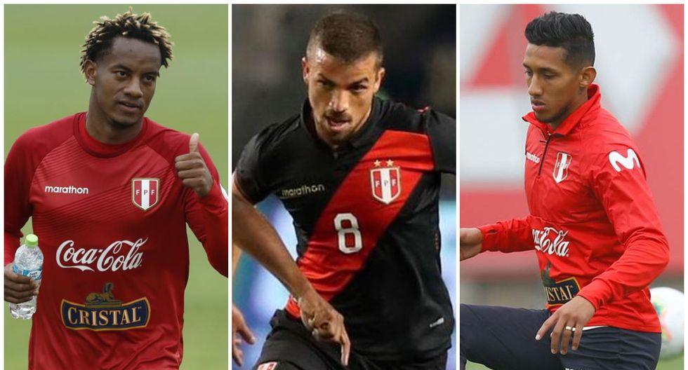 Posible once de Perú ante Uruguay. (Foto: GEC)