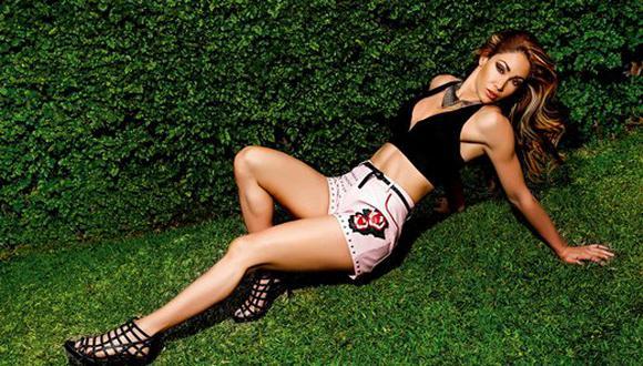 """Melissa Loza: """"En la TV te encuentras con tigres y serpientes"""""""