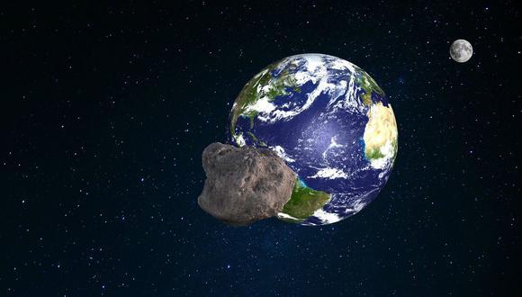 Eventualmente, un asteroide se dirigirá a la Tierra. (Ilustración: Pixabay)