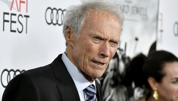 Clint Eastwood es ganador de cuatro premios Oscar y en los últimos diez años produjo nueve películas. (Foto: AFP)