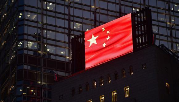 """""""Instamos a EE.UU. a que corrija sus errores, se abstenga de poner en marcha la llamada 'Ley de la Autonomía de Hong Kong' y deje de interferir"""", dice el comunicado. (Foto: AFP)."""
