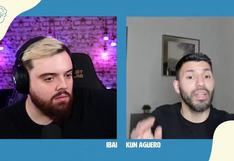 """Sergio Agüero en stream con Ibai: """"Quería que ganara River, ahora me da igual"""""""