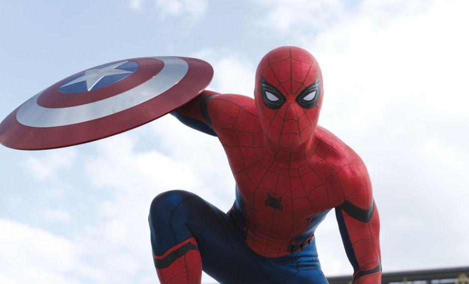 """El actor Tom Holland acaba de publicar una divertida fotografía en su cuenta de Instagram al finalizar las grabaciones de """"Spider-Man: lejos de casa"""".  (Foto:Marvel)"""
