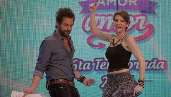 """Rodrigo González reapareció en """"Amor, Amor, Amor"""""""