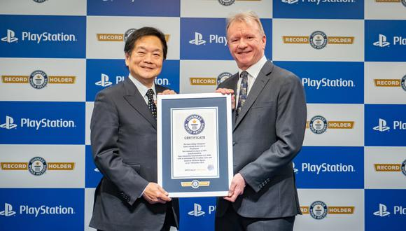 Sony ha vendido más de 450 millones de unidades de la familia PlayStation, lo que le ha valido un Guiness. (Imagen: PlayStation)