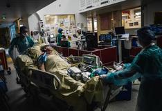 Francia suma 41.000 casos de coronavirus en un día, una cifra nunca alcanzada durante la pandemia