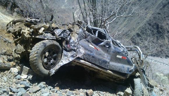Dos accidentes en Arequipa dejan 3 fallecidos y 13 heridos