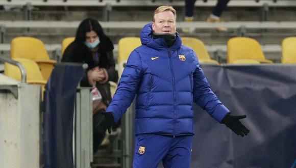 Ronald Koeman prefiere una victoria de Real Madrid ante Atlético de Madrid. (Foto: Reuters)