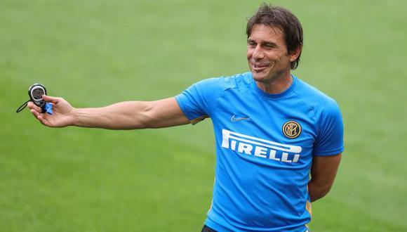 Antonio Conte es entrenador de Inter de Milán desde mayo del 2019. (Foto: AFP)