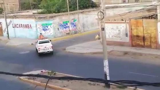YouTube viral: Policía trata de detener a joven ebria y