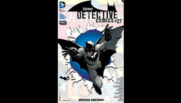 """DC Cómics celebra el """"Batman Day"""" con edición especial gratuita"""