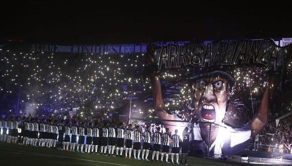 Alianza Lima jugará en Matute su primer partido de Copa Libertadores. (Foto. GEC)