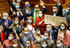 Senado chileno aprueba proyecto del Gobierno para segundo retiro anticipado de fondos de pensiones de las AFP
