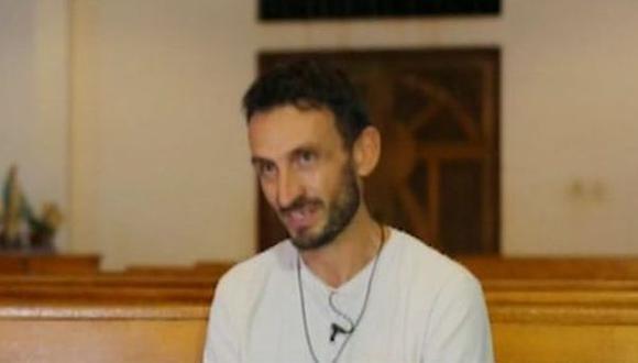 Marco Francesco Mambretti tiene una orden de captura, pero hasta ahora su paradero es incierto. (Foto: Captura/América Noticias)