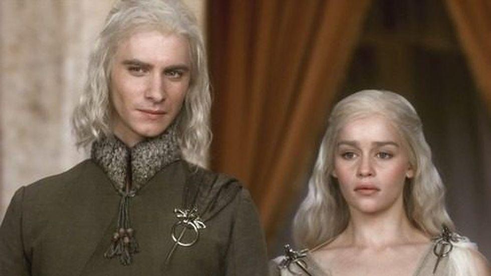Viserys y Daenerys escaparon antes de la caída de su familia (Foto: HBO)