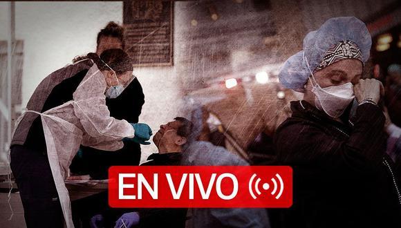 Coronavirus Estados Unidos EN VIVO | Últimas noticias, cifra actualizada de muertes y casos confirmados de Covid-19 en New York y las principales ciudades del país, hoy martes 26 de mayo de 2020.  (Foto: El Comercio)