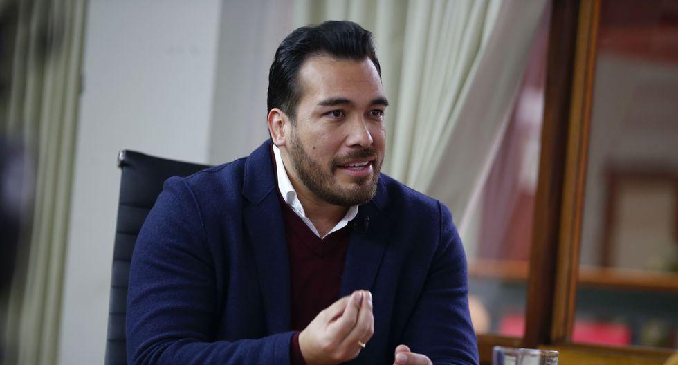 Álvaro Paz de la Barra, alcalde de La Molina, informó que este lunes se reunirá con la Presidencia del Consejo de Ministros. (Foto: Andina)