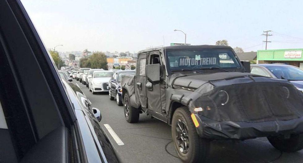 Las imágenes fueron registradas por nada menos que la web especializada Motor Trend, la misma que tomó las fotos cerca de sus oficinas, en Manhattan Beach. (Fotos: Motor Trend)