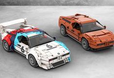 El clásico BMW M1 está cerca de llegar al mundo de Lego   FOTOS