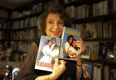 """Delia Fiallo: las obras más famosas de la """"madre de la telenovela"""""""