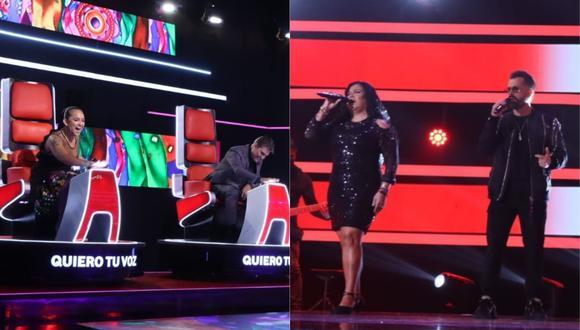 La Voz Perú tuvo un buen debut en su regreso a la televisión peruana. (Foto: Latina)