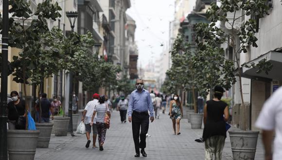 Lima metropolitana ha sido la más afectada en cuanto a la pérdida de ahorros, según el IPE. (Fotos Diana Marcelo / GEC).