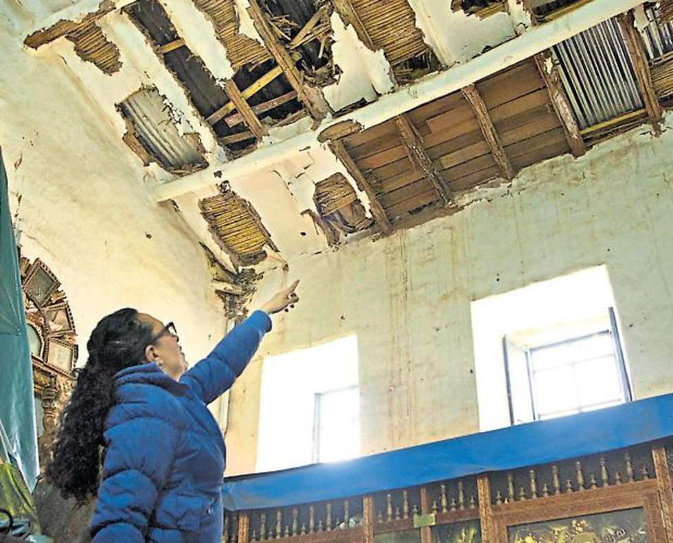 Iglesias de Cusco en riesgo por instalaciones eléctricas - 3