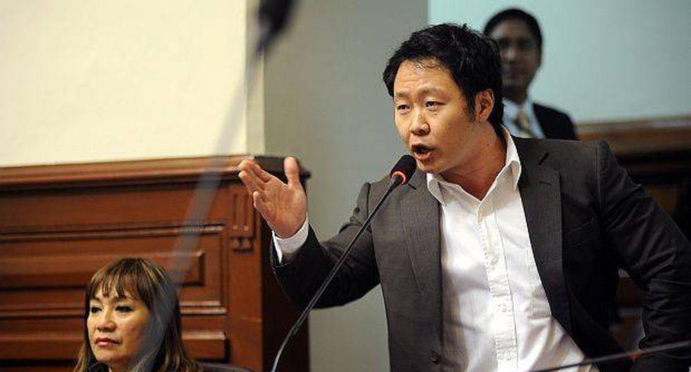 Kenji Fujimori: jurado rechazó excluir a candidato al Congreso