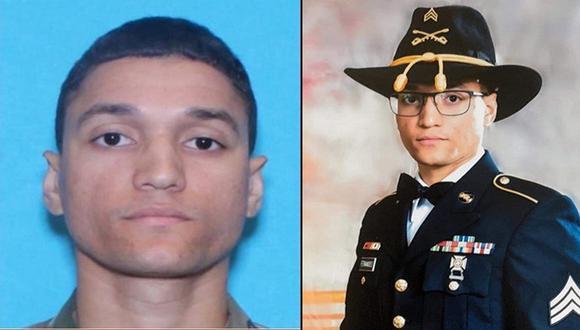 El sargento Elder Fernandes, quien había denunciado abuso sexual en la base del Ejército de Estados Unidos de Fort Hood, fue hallado muerto. (Foto: Twitter @forthood) ·