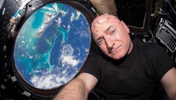 Kelly no le cierra la puerta a volver al espacio. (NASA)