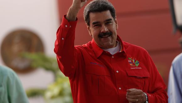 Maduro sacó el tema a colación al recordar una encuesta de calle en una ciudad española que no especificó donde los entrevistados no sabían quién era el presidente de Portugal, pero sí reconocían al de Venezuela. (Reuters)