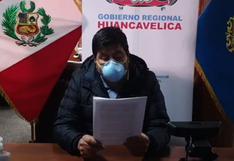 GORE Huancavelica permitirá ingreso de personas que iniciaron caminata por Carretera Central
