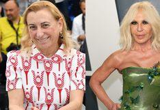 Coronavirus: Miuccia Prada y Donatella Versace se solidarizan con hospitales de Milán ante pandemia